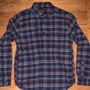 Jcrew men's button down flannel